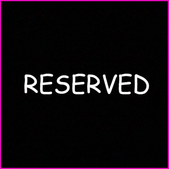 RESERVED 4 Amy